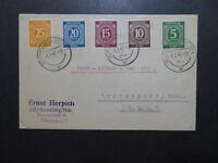 Germany 1947 Sonnenberg / Thur Russian Zone Cover - Z10118