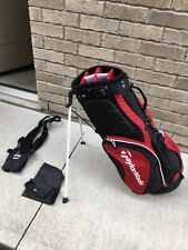 New listing NEW (other) TAYLORMADE GOLF STAND/CARRY GOLF BAG/RAIN HOOD $19.95 USA/CAN SHIP