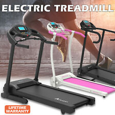 Electric Treadmill Fitness Equipment Home Gym Running Incline Exercise Machine
