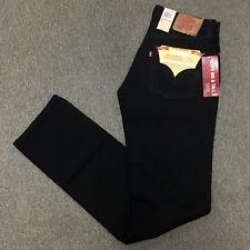 Levi's Men's 501 Big & Tall Preshrunk Jeans Black 58x32