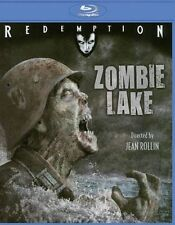Zombie Lake 0738329110826 Blu-ray Region a