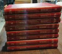 NUOVISSIMA enciclopedia TUMMINELLI-completa in 8 vol. Ist.Ed.Europeo 1977 ..