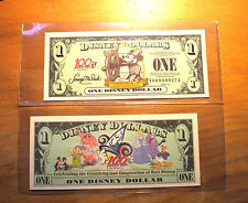 "2002 Disney Dollar - STEAMBOAT WILLIE - Mint Condition - ""A"" Series - IN HOLDER"