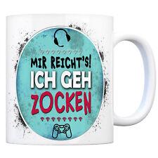 TASSE Kaffeebecher WENN DIR STEINE Motivation Spruch Arbeit Geschenk Motiv