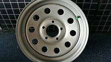 15x5  5x4.5 Grey Mod Trailer Wheel / Rim 15 Inch / 5 Lug C/O RV LOW $ Spare