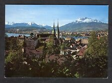 c1980s View of Luzern, Swizerland