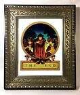 Maxfield Parrish The End Storybook Illustration Art Nouveau Framed Print