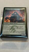 EDH lot of 88 WARRIOR Cards | Magic the Gathering MTG Commander Deck NM M Mint