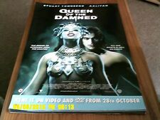 Queen of the Damned (aaliyah) Movie Poster A2