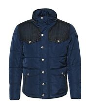 DIESEL WESSIEN NAVY JACKET SIZE XXL 100% AUTHENTIC