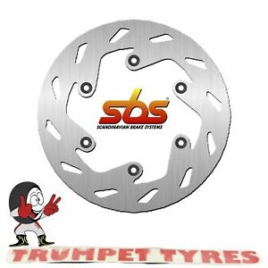 Husaberg FS 650 E / fs 650 C 01 - 08 SBS Rear Brake Disc Genuine EO Quality 5117