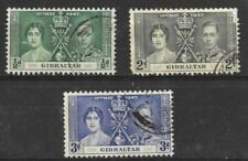 Territory Postage Gibraltar Stamps