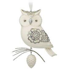 Hallmark 2017 ~ Winter White Owl - Limited Edition