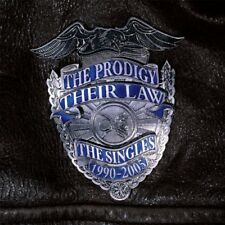 THE PRODIGY Their Law The Singles 90-05 LP Vinyl NEW 2014