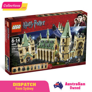 GENUINE LEGO Harry Potter - Hogwarts Castle - 4842 - Sealed Slightly Damaged Box