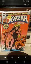 Kazar The Savage #1 Marvel, 1981  Mint!!!