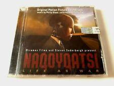 Philip Glass Yo-Yo Ma Original Motion Picture Soundtrack CD Brand New Sealed