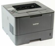 Brother Drucker HL-L5100DN Laserdrucker mit Duplex Netzwerk gebraucht