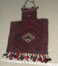 Afghanistan Collectible Antique Bag Rug Carpet Afghan Kuchi Beatiful Handmade