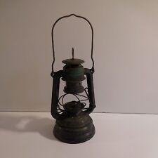 Lampe à pétrole éclairage vintage métal FEUER HAND ORIGINAL Design XXe N3307