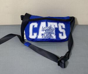 NWT Victorias Secret PINK University Of Kentucky Wild Cats Fanny Pack Belt Bag
