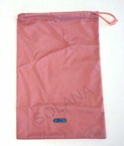 PRADA Shoe Drawstring Sleeper Dust Bag for Wedge Pump Platform Sandal Flats New
