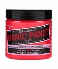 Unisex Pink Hair Colouring