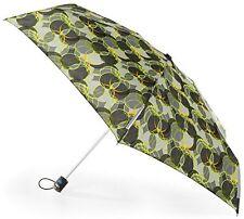 Totes TRX Light N Go Traveler Umbrella Auto-Open/Close LED Light Outdoor Circle