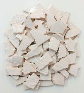WHITE Mosaic Tiles - 1 Square Foot
