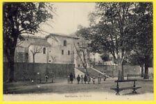 cpa 26 - SAILLANS (Drôme) Le PRIEURÉ Parc ENFANTS HÔTEL