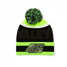 New Valentino Rossi VALEYELLOW 46 Beanie Knit Cap 2017 from Japan