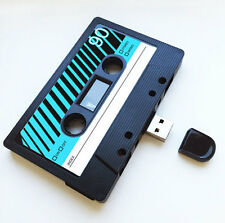 16GB USB Mixtape - Retro Birthday Gift- Quirky Gift - Geek, Techie, Gadget, Love