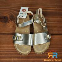 Toddler Girls' Belle Footbed Sandals - Cat & Jack - Size 10