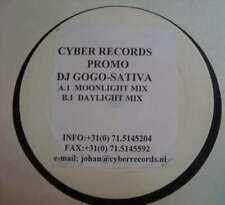 "DJ Gogo - Sativa (12"", Single, Promo, W/Lbl) Vinyl Schallplatte - 100716"