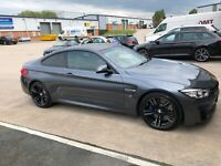 2014 immaculate  Bmw M4 coupe NO RESERVE