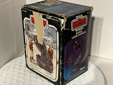 Star Wars Vintage Radar Laser Cannon ESB Box