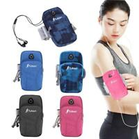 Tuban Sport Running Jogging Gym Arm Band Pouch Holder Bag Case For Cell Phone GL