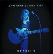 Gretchen Peters - Trio [New CD]
