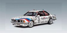 1:18 AUTOart 1986 BMW 635 CSi SPA Group A Racing 'Original Teile' #10- RARITÄT