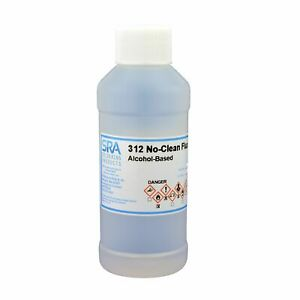 SRA #312 No-Clean Flux - 100 mL