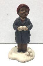 """All God's Children - """"Samuel"""" Figurine #1541 - Miss Martha Originals"""