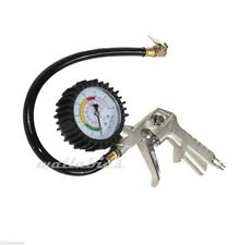 Air Compressor Tire Tyre Inflating Inflator Pressure Dial Gauge 220PSI Car Auto