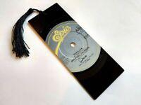 "Michael Jackson, Thriller, 7"" Vinyl Record Bookmark gift"