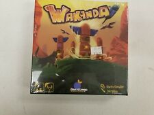 Wakanda - Blue Orange Games Board Game New!