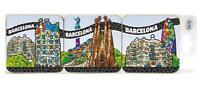 Barcelona Sagrada Familia Gaudi 6 Getränke Untersetzer,Spanien Espana