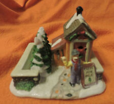 WINDHAM HEIGHTS COBBLESTONE CORNERS COLLECTIBLES TREES FOR SALE BUILDING 2004