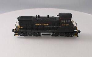 O Gauge Custom SOO Line Diesel Locomotive