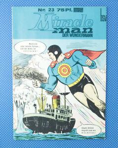 Miracleman | Der Wunder Mann | Nr. 23 | 75 Pf. | BSV | Williams |