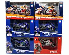 Maisto 1:18 MotoGp 2018 Yamaha YZR-M1 Honda Repsol Ducati Desmosedici GP18