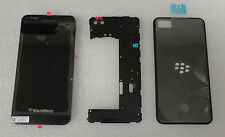 BlackBerry Z10 LCD 4G Black Screen&Digitizer Assembly+Complete Housing